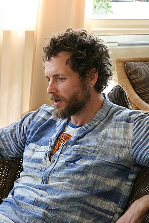 English: Italian singer-songwriter Jovanotti I...