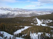 ski chair lift kid recliner chairs june mountain area - wikipedia