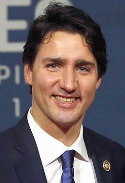 Justin Trudeau November 2015