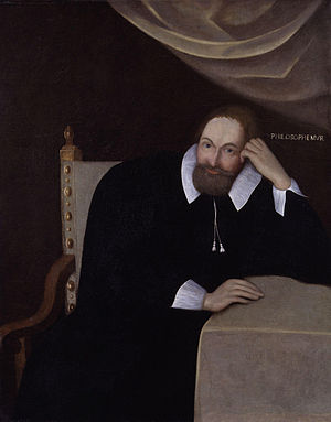 Sir Henry Wotton, by unknown artist. See sourc...