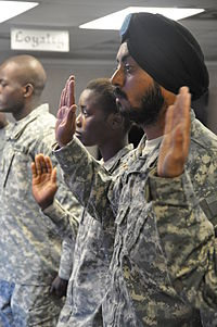 Sikhs In The United States Military Wikipedia