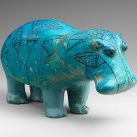 William the Faience Hippopotamus