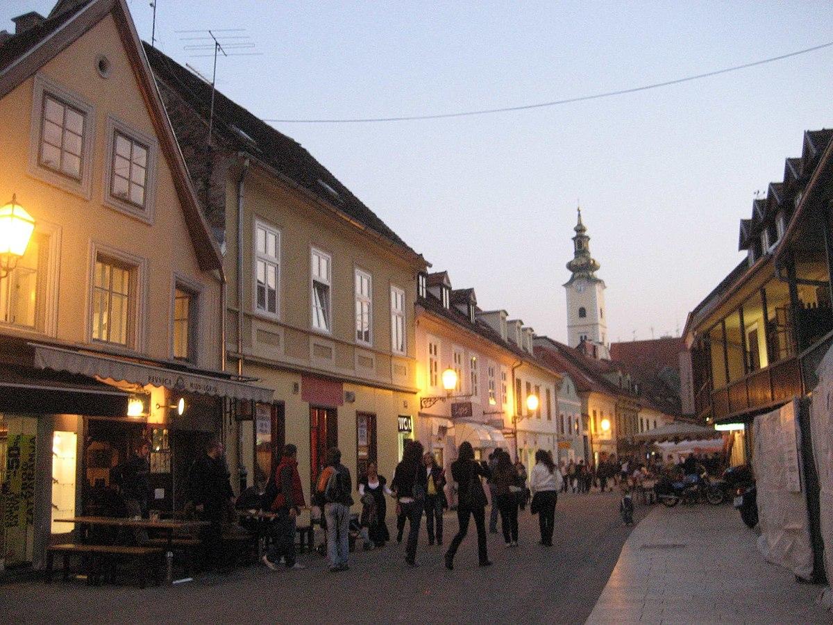 Tkalieva Street  Wikipedia
