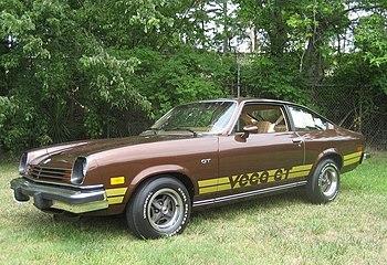 English: 1977 Chevrolet Vega GT