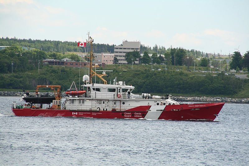File:CCGS Private Robertson V.C.jpg