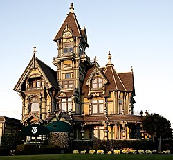 Queen Anne Style Architecture Wikipedia
