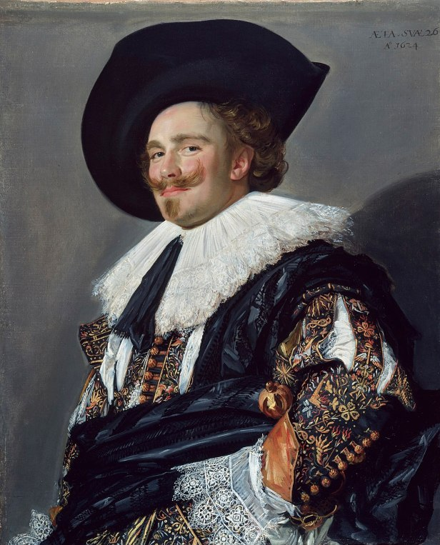 """""""Laughing Cavalier"""" by Frans Hals"""
