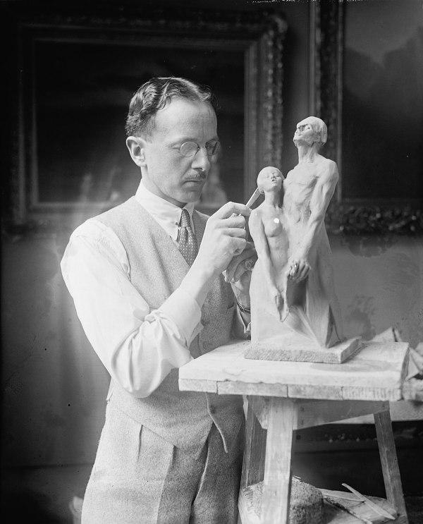 Cecil Thomas Sculptor - Wikipedia