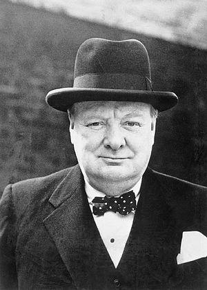 Winston Churchill