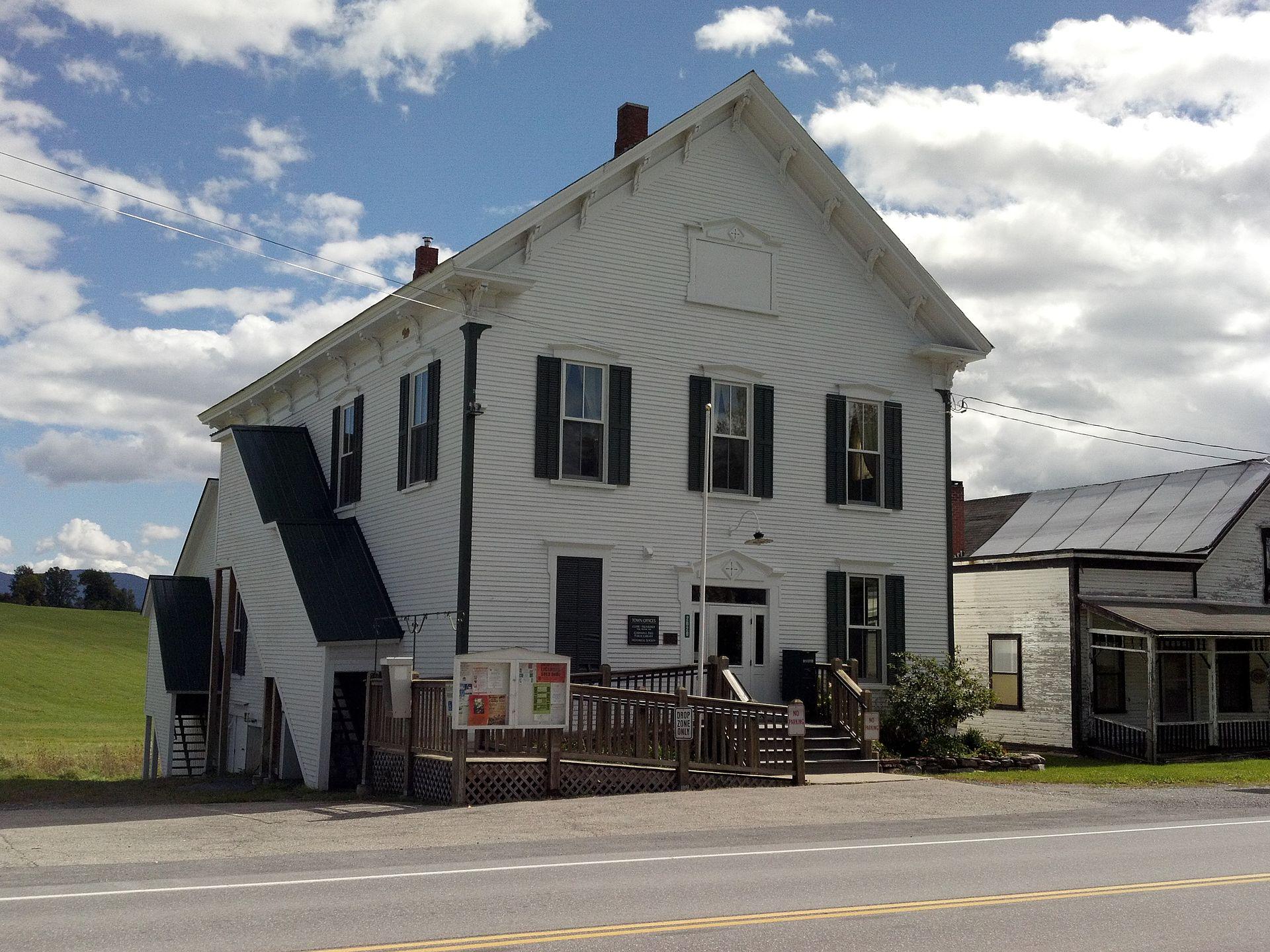 Cornwall Vermont  Wikipedia