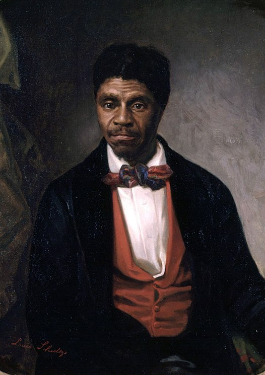 Dred Scott v. Sanford case at the Supreme Court of the United States