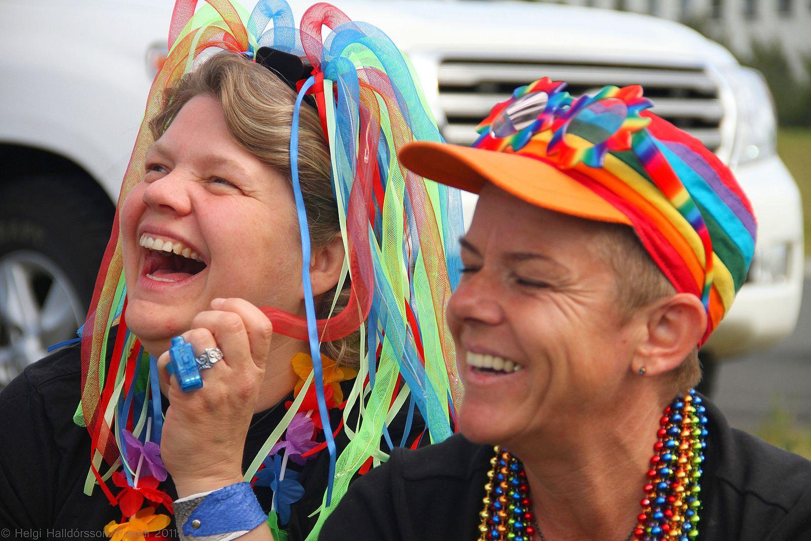 Curiosità sull'Islanda e sugli islandesi: discriminazioni quasi nulle! - Gay Pride a Reykjavík