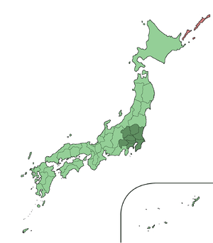 首都圏 (日本) - Wikipedia