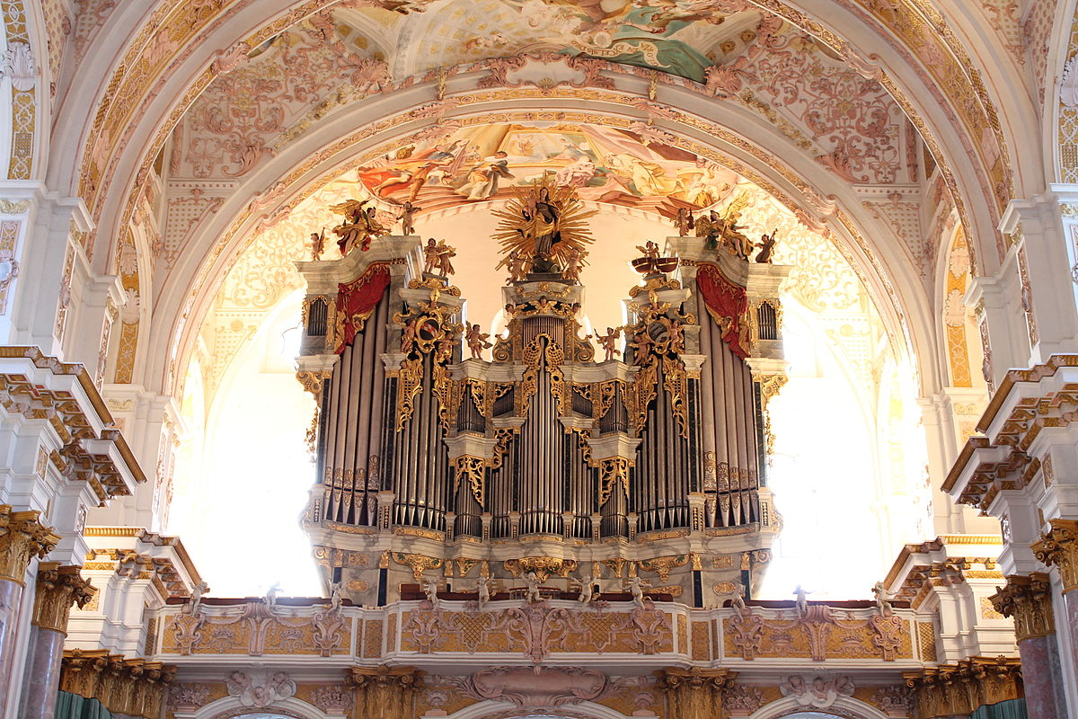 Orgellandschaft Oberbayern  Wikipedia