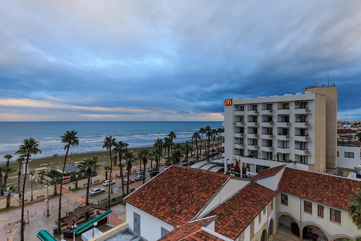 Larnaca  Reisefhrer auf Wikivoyage