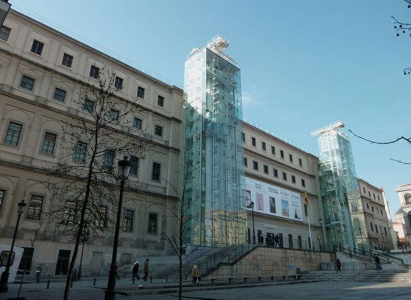 Museo Nacional Centro De Arte Reina Sof - Wikidata