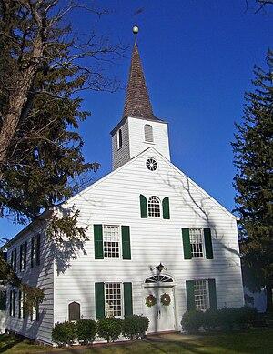 New Hempstead Presbyterian Church, near New Ci...