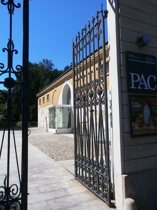 Padiglione 'arte Contemporanea - Wikipedia