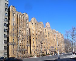 Park Plaza Apartments Bronx New York Wikipedia