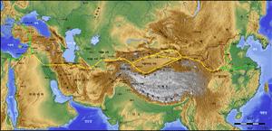 Silk Road(비단길)