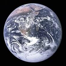 """गोल्डीलाक क्षेत्र का एक ग्रह """"हमारी धरती""""।"""