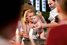 infant baptism wikipedia