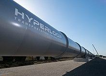 hyperloop transportation technologies wikipedia