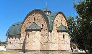 Католический храм в Благовещенке.
