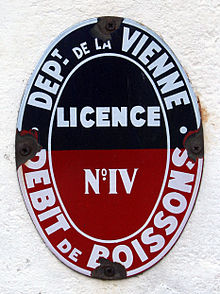 Licence IV Licence Wikipdia