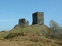 Dolwyddelan Castle, built by Llywelyn ab Iorwe...