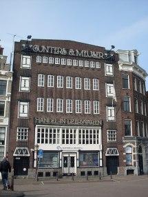 Gunters & Meuser In Amsterdam Monument - Rijksmonumenten.nl