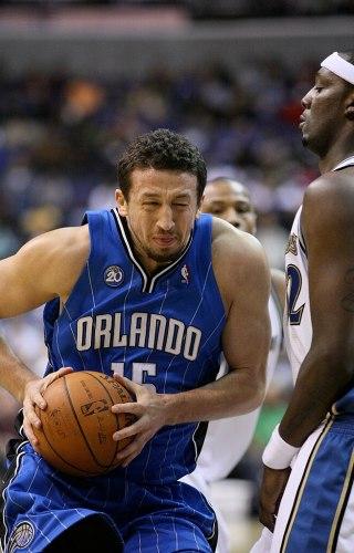 Orlando Magic basketball player