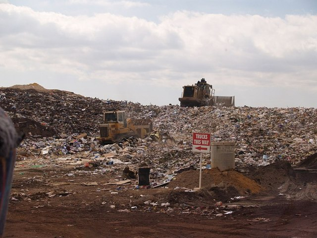 SDGs, waste, landfill, sustainable development goals