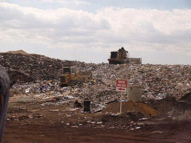 SDGs, waste, landfill, sustainable development goals