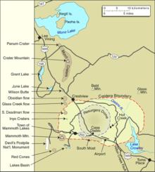 Hot Creek Mono County California Wikipedia