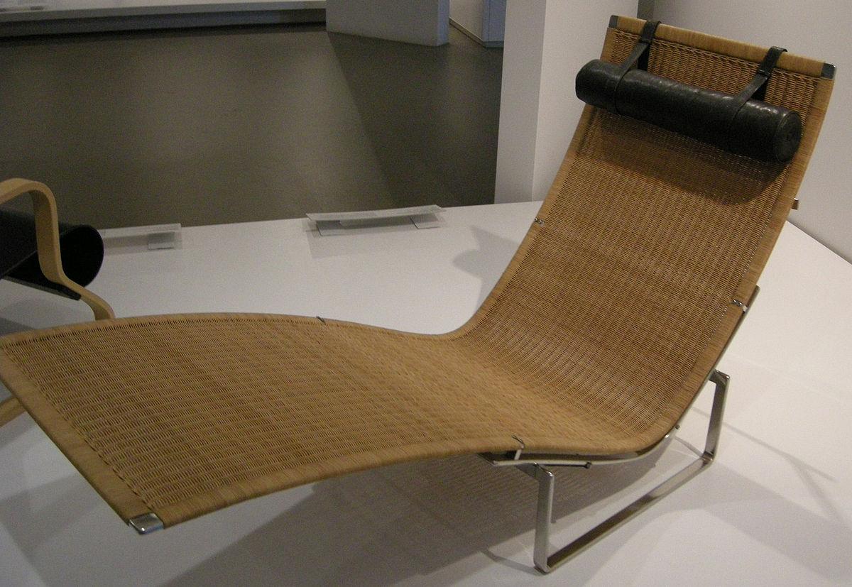 arts and crafts style chair cracker barrel rocking poul kjærholm - wikipedia
