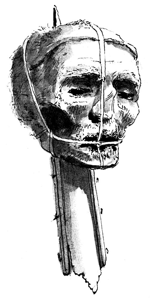 File:Oliver Cromwell's head, late 1700s.jpg