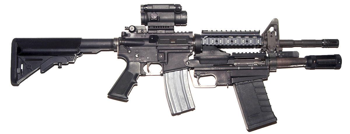 M26 Modular Accessory Shotgun System  Wikipedia