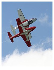 The Snowbirds - A Moose Jaw Attraction and Canadian Icon