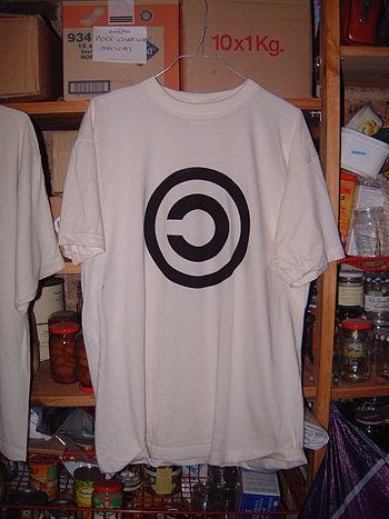 first copyleft tee-shirt