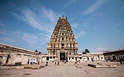 Virupaksha Temple, Hampi, Karnataka