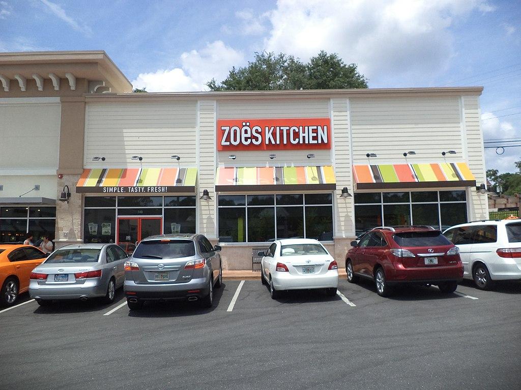 FileZoes Kitchen Miracle Plaza Thomasville Road