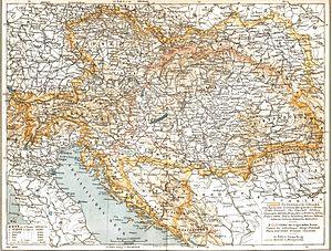 Österreich-Ungarn 1898