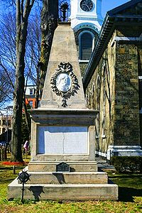 Old Dutch Church Kingston New York  Wikipedia