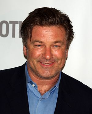 English: Alec Baldwin at a PETA event honoring...