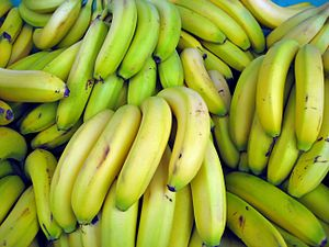 bananas ok in the slow carb diet