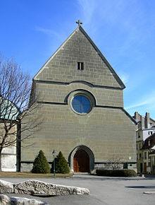 Collge SaintMichel Fribourg  Wikipdia