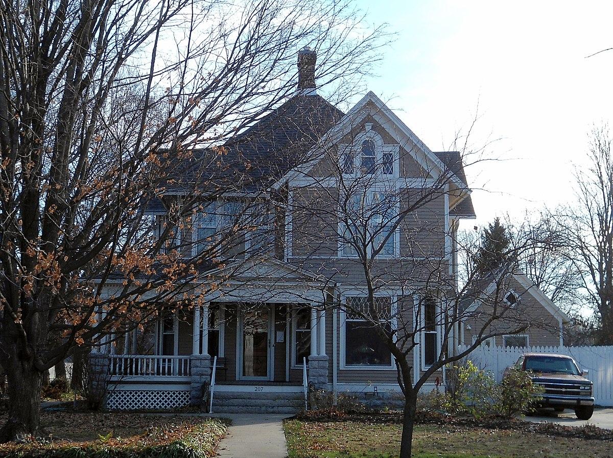 Jackson House Bentonville Arkansas Wikipedia
