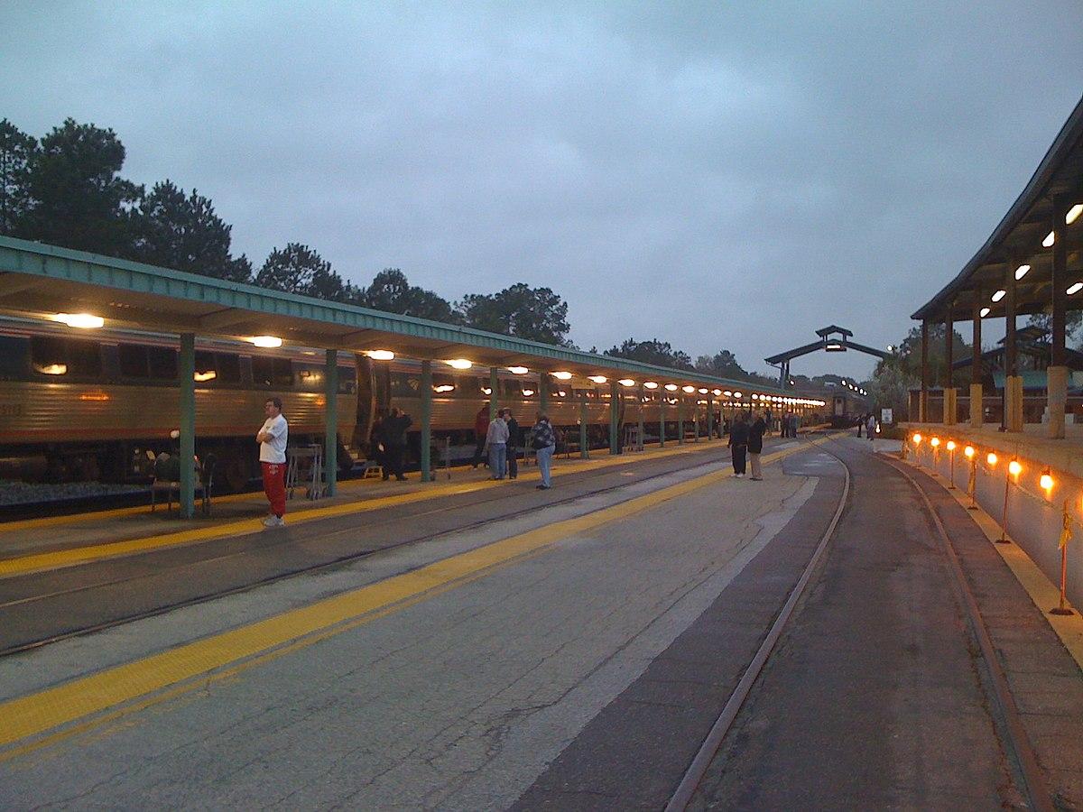 Jacksonville station  Wikipedia