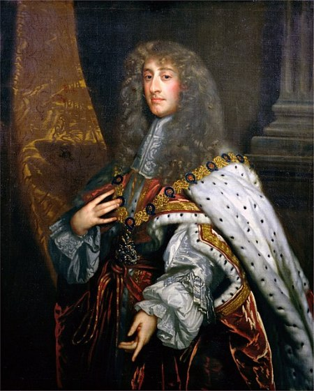 James II by Peter Lely